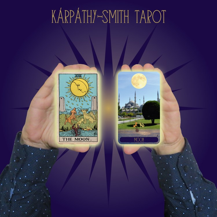 Karpathy-Smith Tarot The Moon