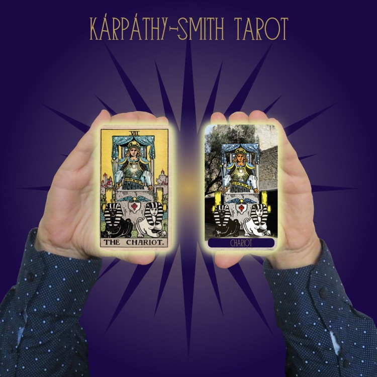 Karpathy-Smith Tarot The Chariot