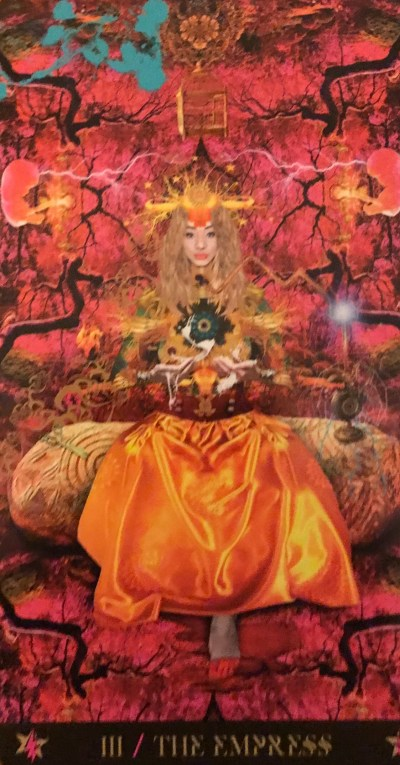 Card of the Day – The Empress – Friday, May 17, 2019 « Tarot