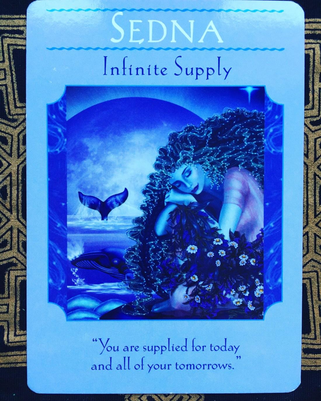 Sedna Infinite Supply