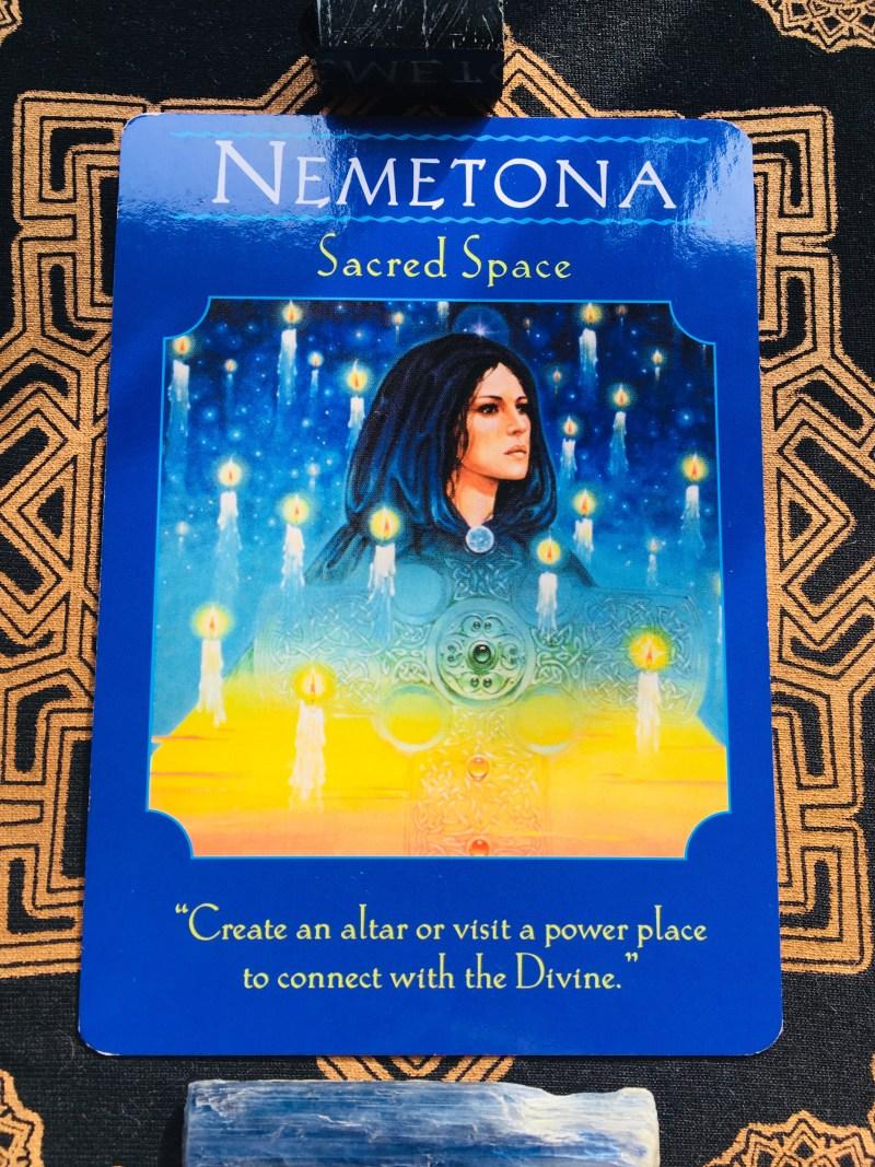 Nemetona, sacred space