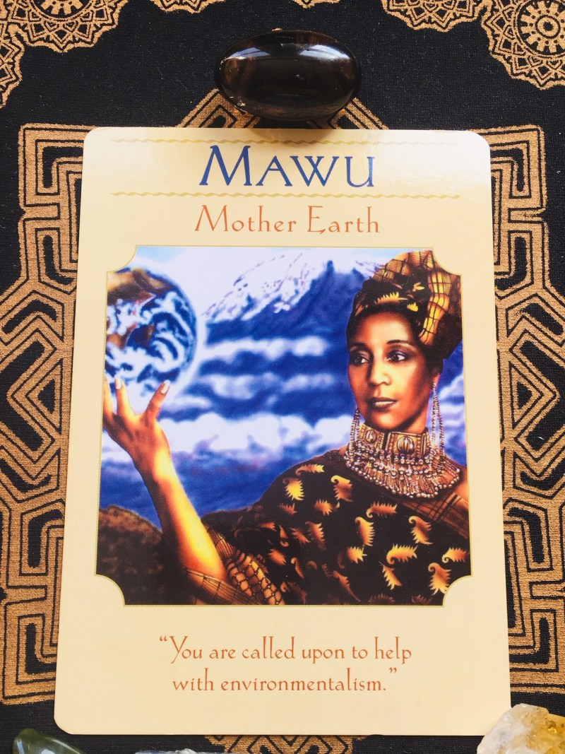 Mawu Mother Earth