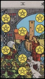 10 of pentacles - August 2014 Forecast