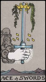 ace of swords - November 2014 Forecast