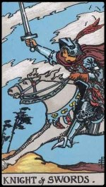 knight of swords - November 2014 Forecast