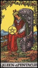 queen of pentacles - November 2014 Forecast