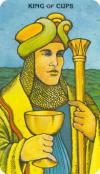 king of cups1 - September Wellness Tarotscope