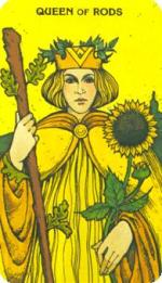 queen of wands1 - September 2015 Tarotscope