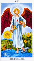 temperance - February 2016 Tarotscope