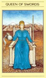queenofswords - April 2016 Tarotscope