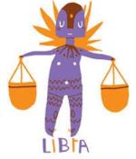 Libra, Scales