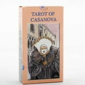 Таро Казановы — Tarot of Casanova