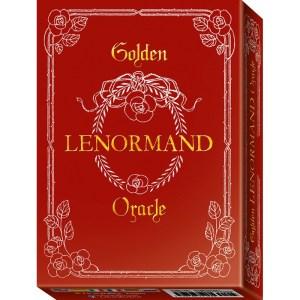 Золотой Оракул Ленорман — Golden Lenormand Oracle