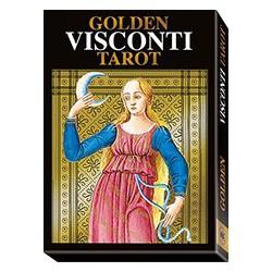 Golden Visconti Tarot (Grand Trumps)