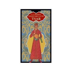 Таро Золото Икон — Golden Tarot of the Tsar