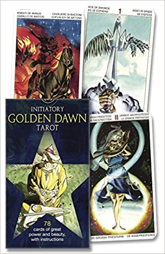 Таро Ритуалы Ордена «Золотой Зари» — Initiatory Tarot of the Golden Dawn