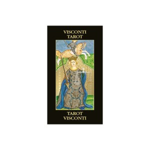 Таро Висконти мини — I Tarocchi dei Visconti Mini (Visconti Mini Tarot)