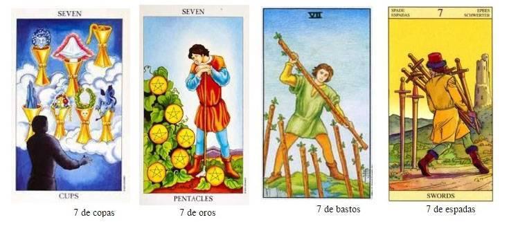 los sietes