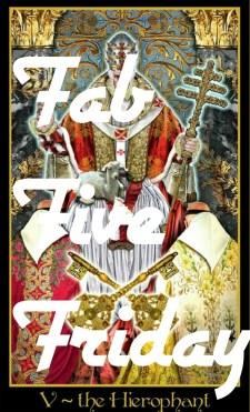 The Heirophant / Illuminati Tarot