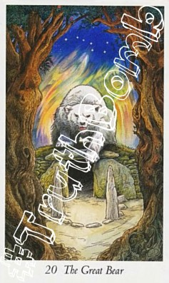 The Great Bear / The Wildwood Tarot