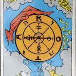「運命の輪」逆位置
