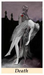 DEATH TAROT CARD How Tarot can improve your love life!