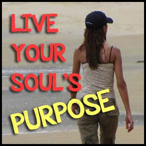 Live your soul's purpose