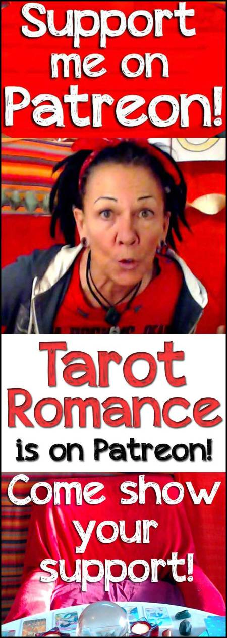 Support me on Patreon! I would LOVE to resume spreading clarity and joy with my Tarot Forecast videos - and the best way I can make this happen is with your support via Patreon! Tarot Romance #patreon #tarotromance
