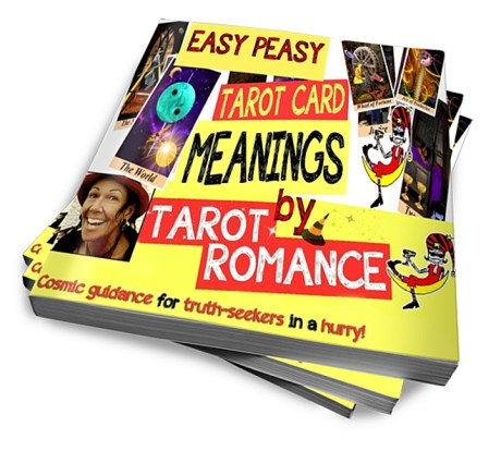 How To Meditate - Easy Peasy Tarot Card Meanings by Tarot Romance!