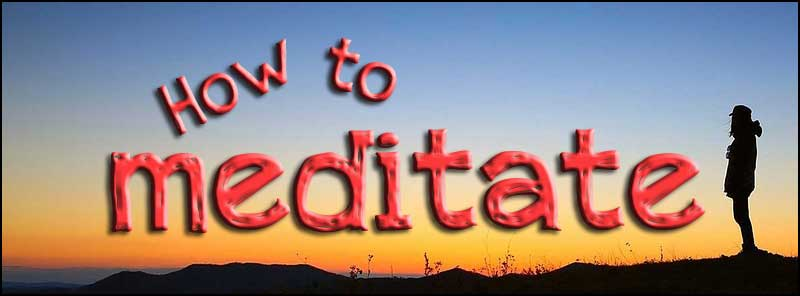 How to meditate – confessions of a Tarot Reader part two