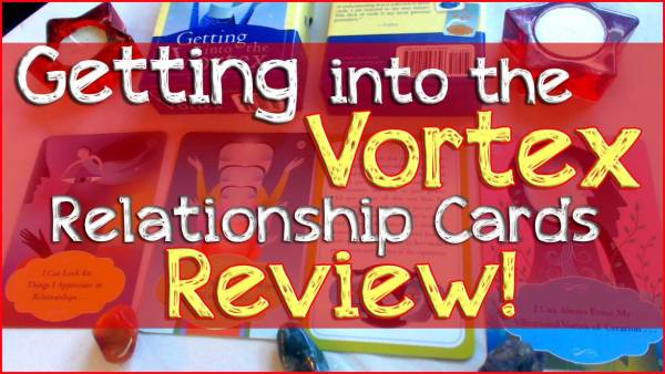 Getting into the Vortex Relationship Cards review