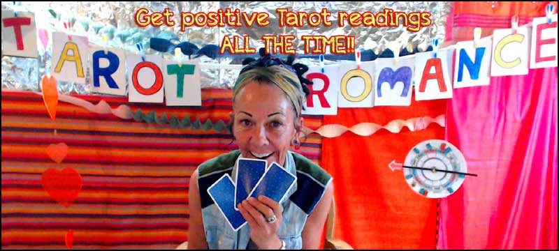 How to get positive Tarot readings ALL THE TIME!!!