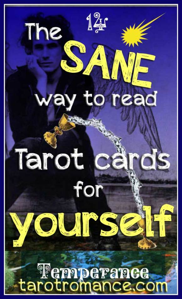 The SANE way to read Tarot cards for yourself!