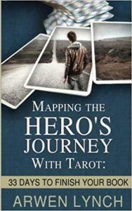 writing with tarot