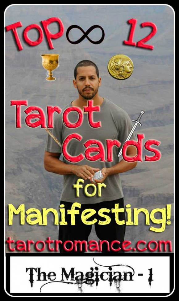 Top 10 Tarot cards for manifesting!