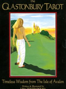 Glastonbury Tarot {book only}