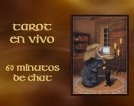 Tarot en Vivo 60 minutos
