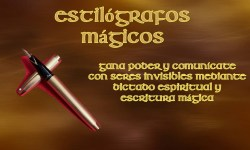 Estilógrafos Mágicos