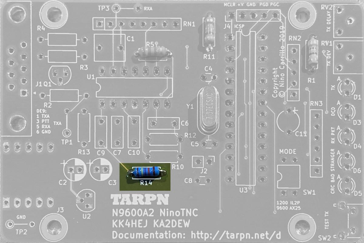 Tarpn N A2 Assembly Instructions