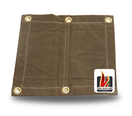 18oz Heavy Duty Canvas Tarp