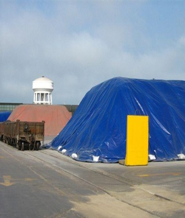 Heavy Duty Vinyl Tarps