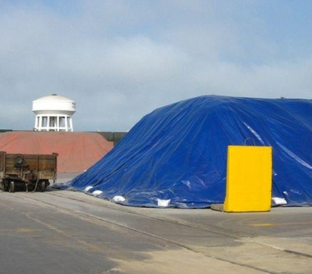 heavy duty vinyl tarp, industrial strength tarp, uv resistant tarp