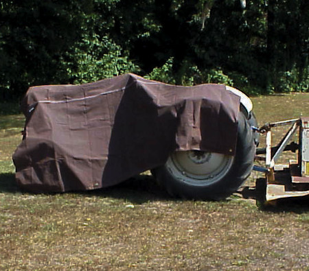 Heavy Duty Canvas Tarp