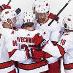 The Carolina Hurricanes Win The Central Division