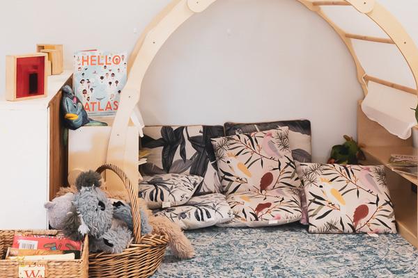 Tarragindi Child Care Centre Emus Reading Nook