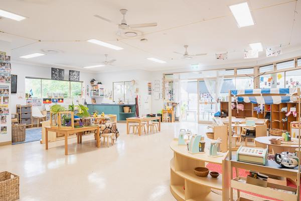 Tarragindi Child Care Centre Emus Room