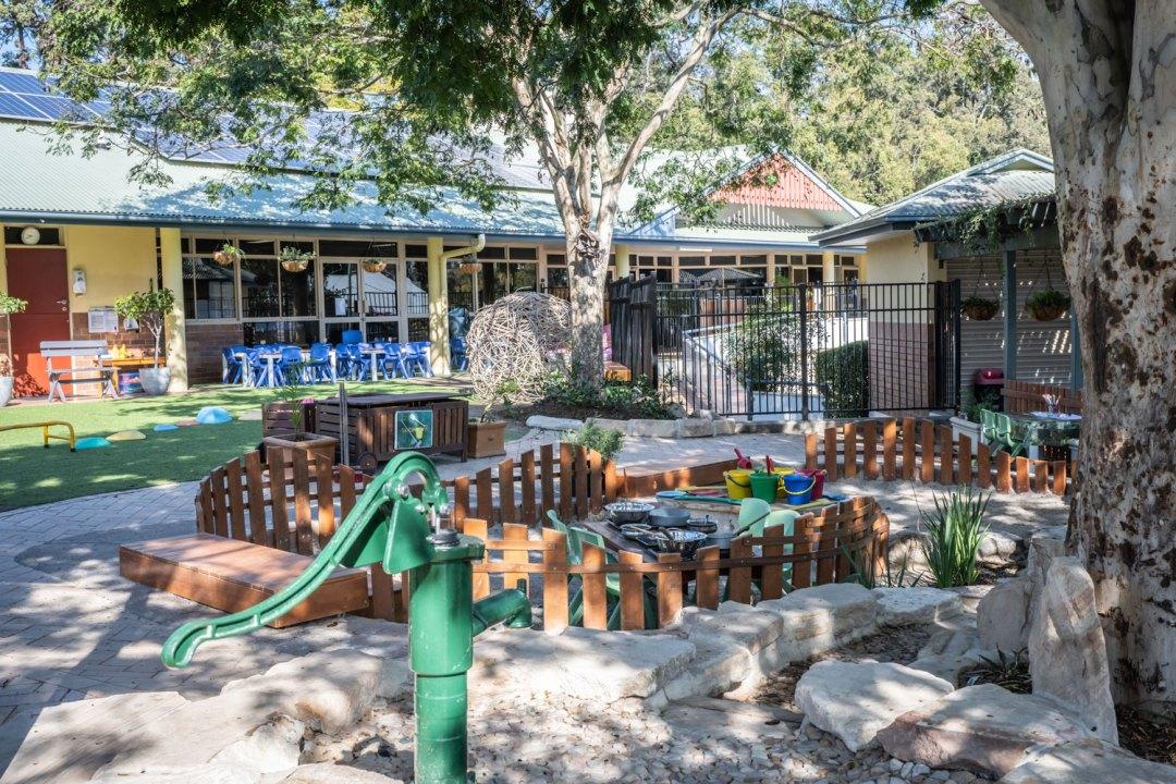 Tarragindi Child Care Centre Playground