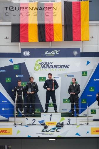 Klassensieg WEC Nürburgring