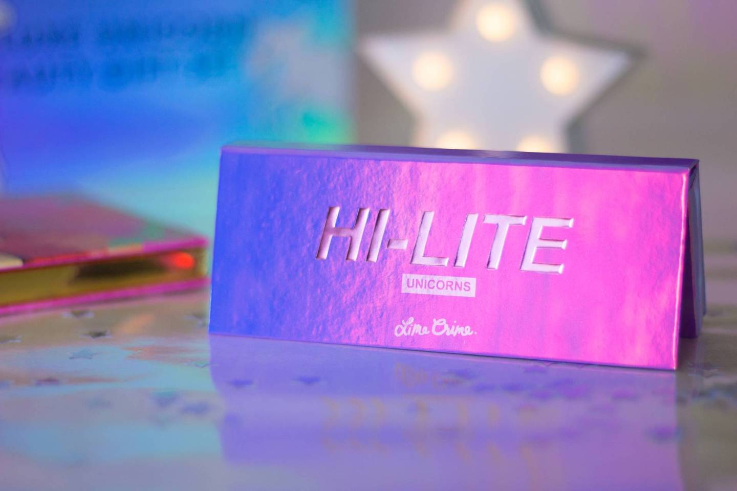 Lime Crime Hi-Lite Unicorns