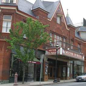The Music Hall's Exterior - Tarrytown, NY